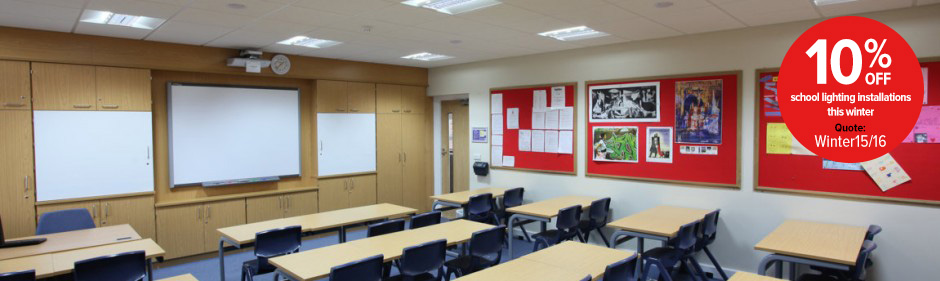 Why schools are upgrading to LED lighting this summer…